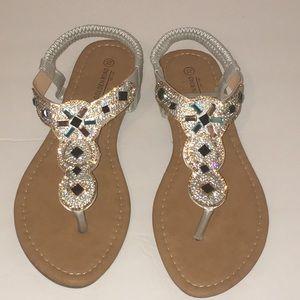 🔥Diamond Thong Sandals